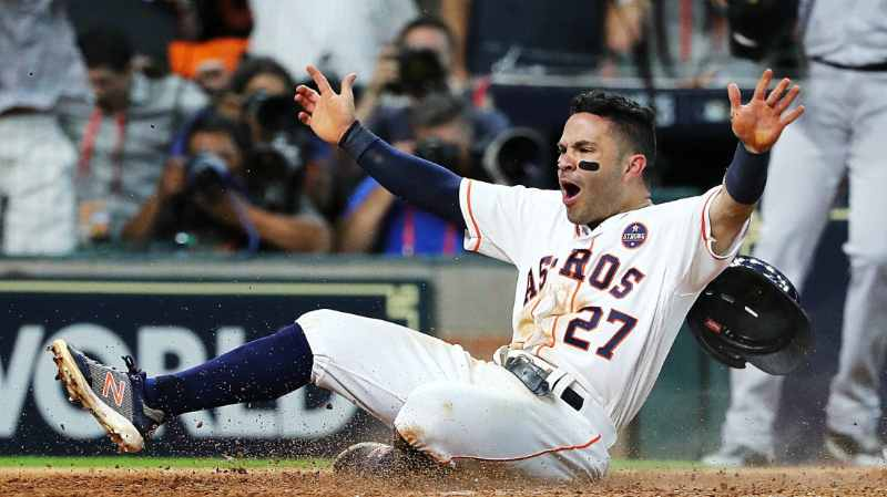 Jose Altuve (MLB.com) houston astros 2018
