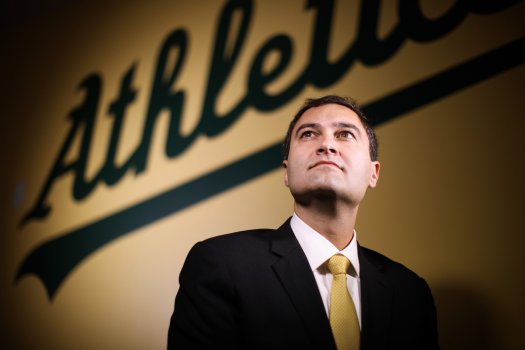 "Dave Kaval, ""Rooted in Oakland"" Athletics Athleticos"