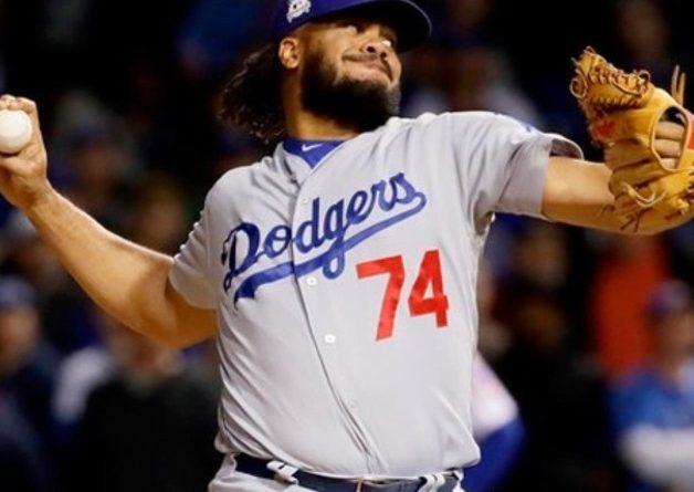 Los Dodgers resucitaron en la noche de los muertos Kenley Jansen world series mlb 2017