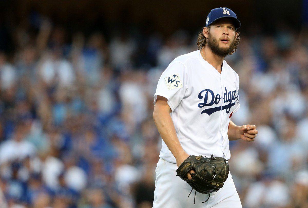 Clayton Kershaw Los Angeles dodgers resumen 2018 mlb béisbol baseball