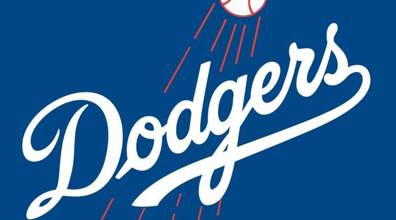 los ángeles dodgers 2018 logo