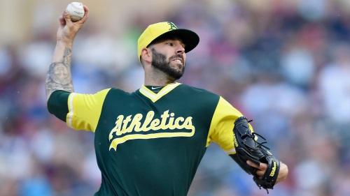 Oakland athletics 2019 mlb beisbol guía guia mike fiers