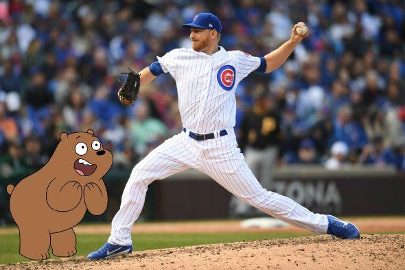 Ranking Semana 12. Cubs: Somos Osos. PARDO: MONTGOMERY (Patrick Gorski)