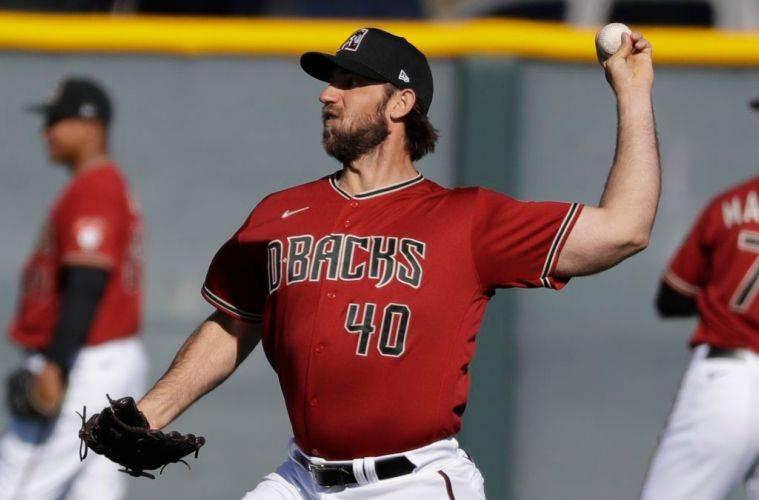 madison bumgarner arizona diamondbacks 2020 beisbol mlb