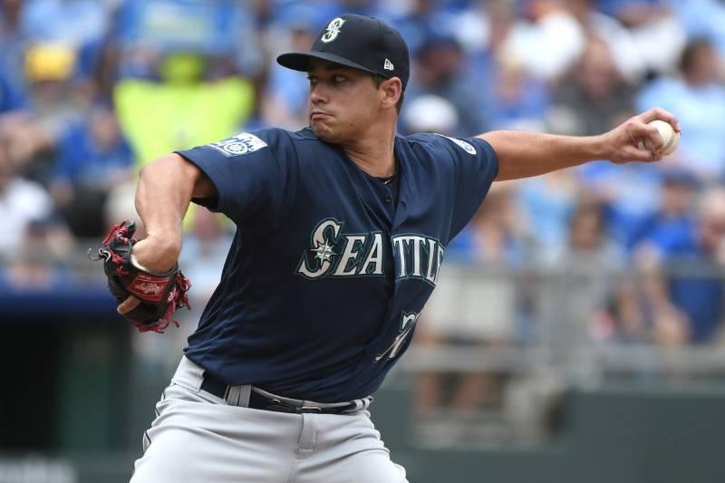 Marco Gonzalez Seattle Mariners 2020 beisbol mlb