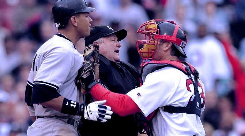 la lucha entre boston red sox y new york yankees de esta temporada está recordando a la de los viejos tiempos