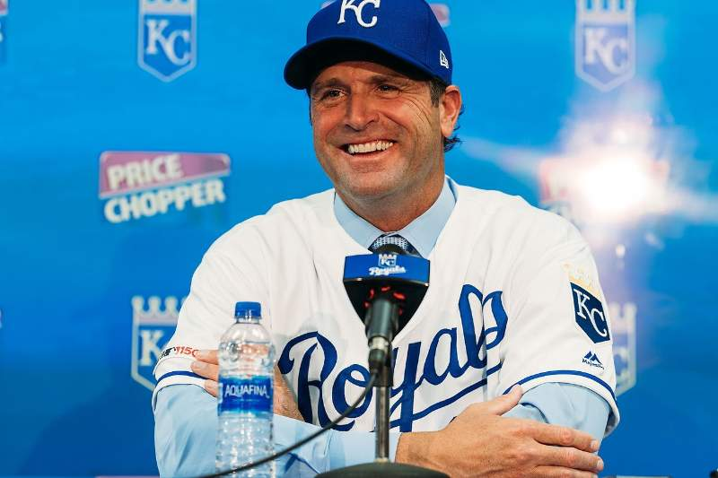 Mike Matheny royals beisbol mlb