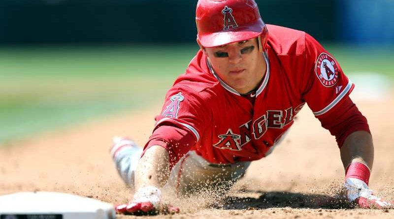 mike trout agencia libre de los angels