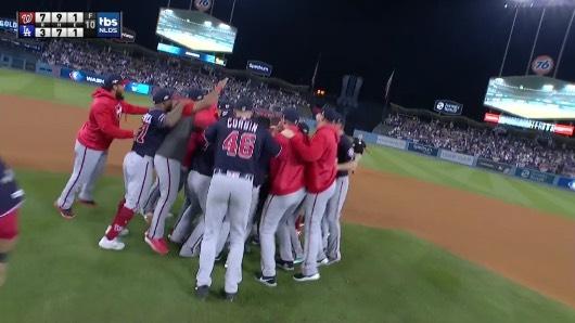 sdln nationals ganan a los dodgers 2019 quinto partido beisbol mlb