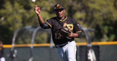 Nelson Jorge Limpiando las menores de los Pirates Pittsburgh