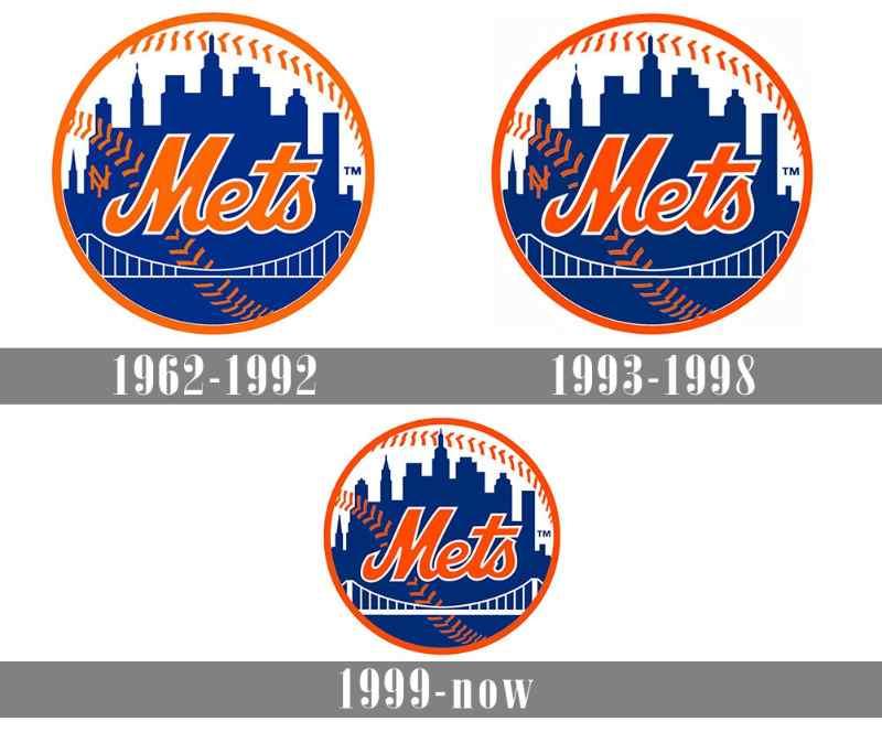 logos logo new york mets mlb en español beisbol historia