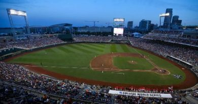 College World Series: La previa. Omaha CWS 6-18