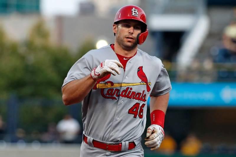 Paul Goldschmidt saint louis cardinals 2020 beisbol mlb