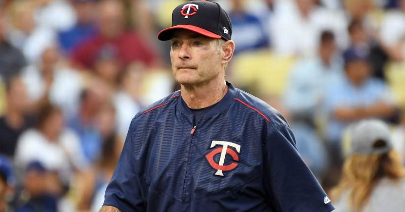 minnesota twins 2018 Paul Molitor Richard Mackson, USA TODAY Sports