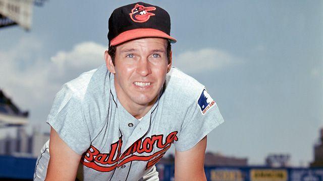 Brooks Robinson (Pinterest) frases de béisbol