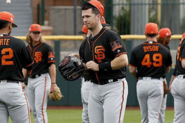 san franciso giants 2019 beisbol mlb beisbolmlb previa  buster posey spring training 2019
