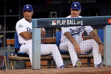 los ángeles dodgers 2018 Dave Roberts llevó a los Dodgers a las series mundiales en su segundo año como manager del equipo