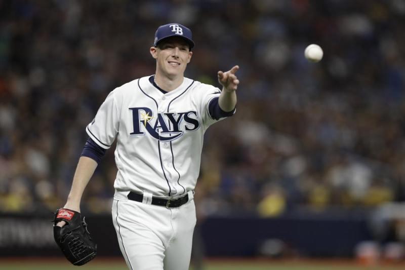 Ryan Yarbrough tampa bay rays 2021 mlb en español beisbol