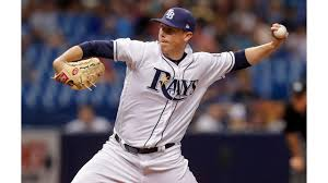 Ryan Yarbrough (MLB) tampa bay rays