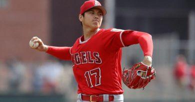 Shohei Ohtani en su debut (www.cbssports.com) prospectos mlb 2018