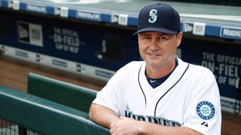 Scott Servais mariners beisbol mlb