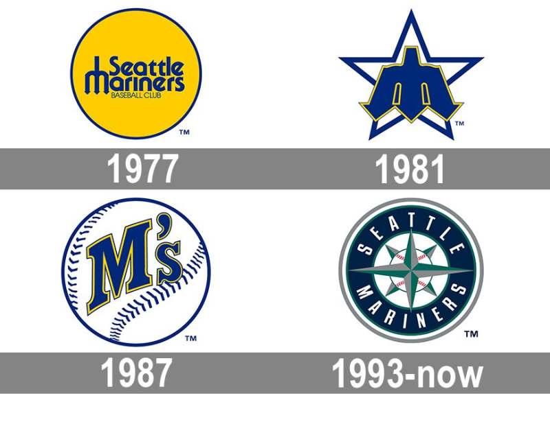 logos seattle mariners mlb en español beisbol