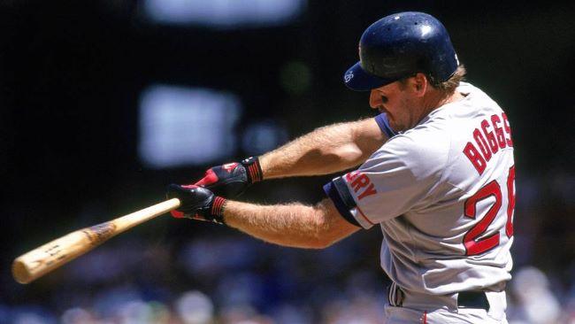 wade boggs mejores jugadores de la historia del beisbol mlb boston red sox