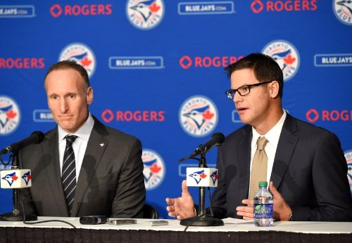 Toronto Blue Jays: Offseason 2017-18 TBJ - Atkins + Shapiro