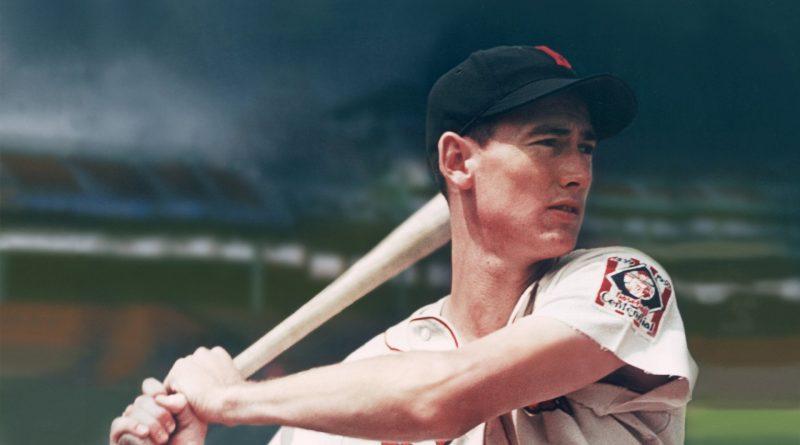 Ted Williams uno de los mejores bateadores de la historia