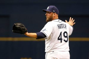 Balance de temporada 2017: Tampa Bay Rays Tommy hunter