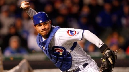Willson contreras chicago cubs