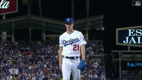 Walker Buehler beisbol mlb SDLN Dodgers vs. Nationals (Partido 1): Los Ángeles golpea primero 6-0