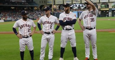 Houston Astros. Resumen Temporada 2018