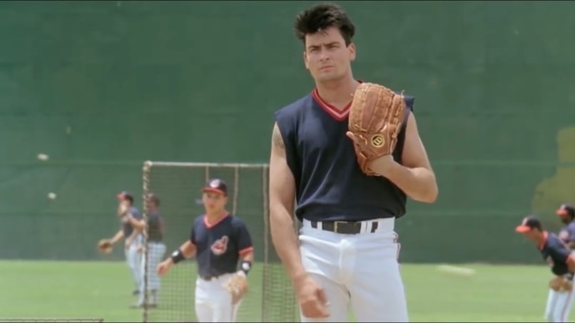Ricky Vaughn major league Major League (1989). Wild Thing! la película