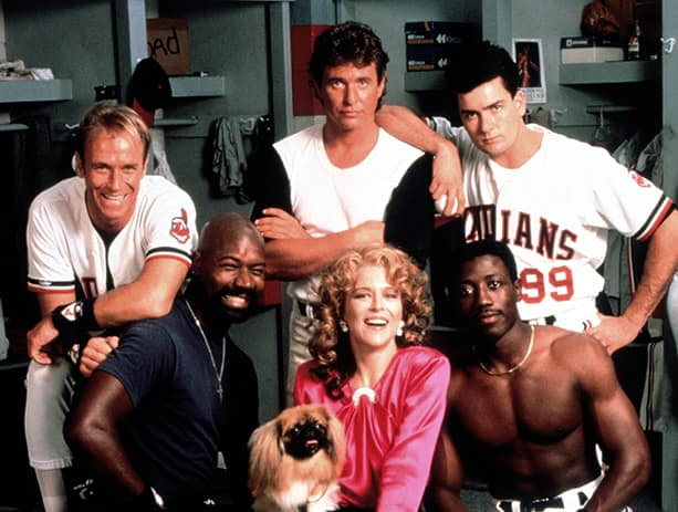 casting major league Major League (1989). Wild Thing! la película