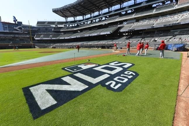 NLDS G1 Cardinals Vs. Braves. Los Cards se desatan en la novena y se llevan el primero en Atlanta beisbol mlb se jugará un quinto partido