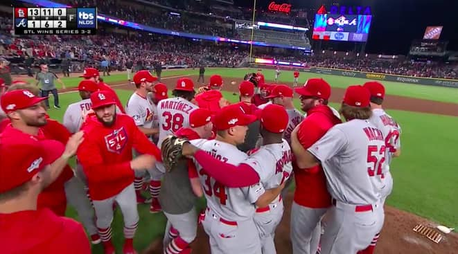 nlds g5 cardinals braves beisbol mlb 2019