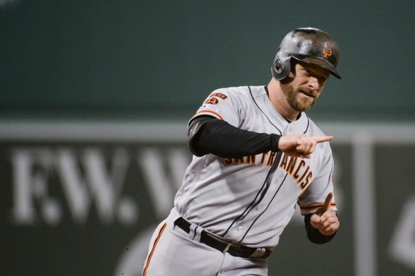 Stephen Vogt deja Giants para fichar por Diamondbacks beisbol mlb
