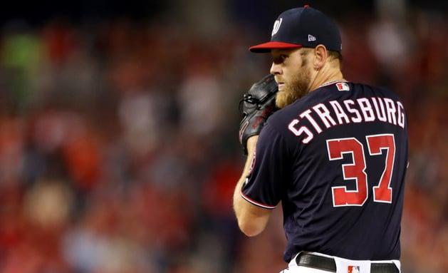Stephen Strasburg llega a un acuerdo con los Nats y no se mueve de Washington beisbol mlb nationals