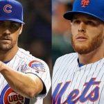 Zack Wheeler a Phillies y Cole Hamels a Braves, ambos con grandes salarios