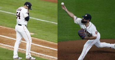 Dos amigos de Sinaloa triunfando en los Astros. La historia de Urquidy y Osuna los astros beisbol mlb