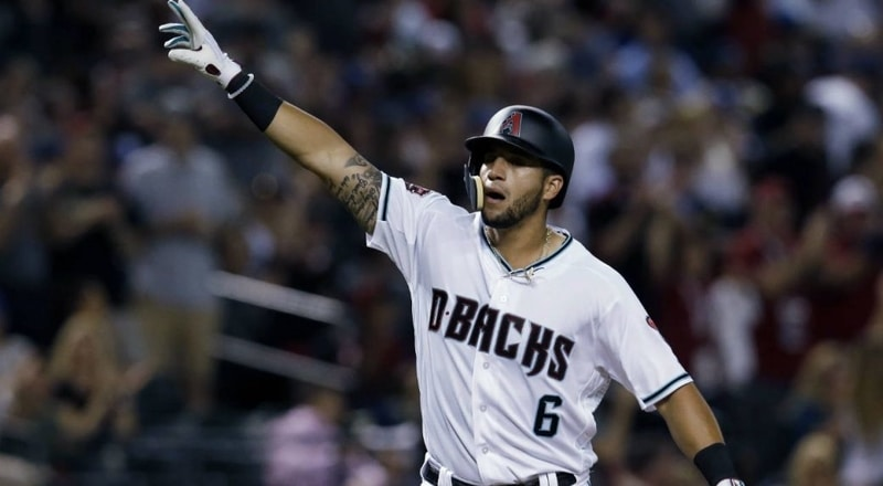 Arizona Diamondbacks 2019 mlb béisbol david peralta