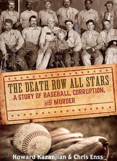 Cuando el partido siguiente es ganar o morir. Literalmente béisbol The death row all stars. Amazon