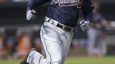 Nick Markakis firma otra vez con los Braves para jugar un año más en Atlanta mlb béisbol