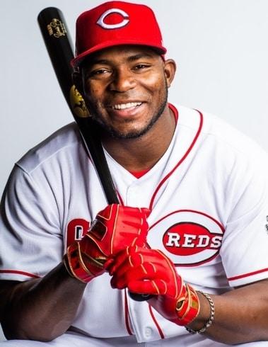 Cincinnati Reds 2019 mlb béisbol Yasiel Puig