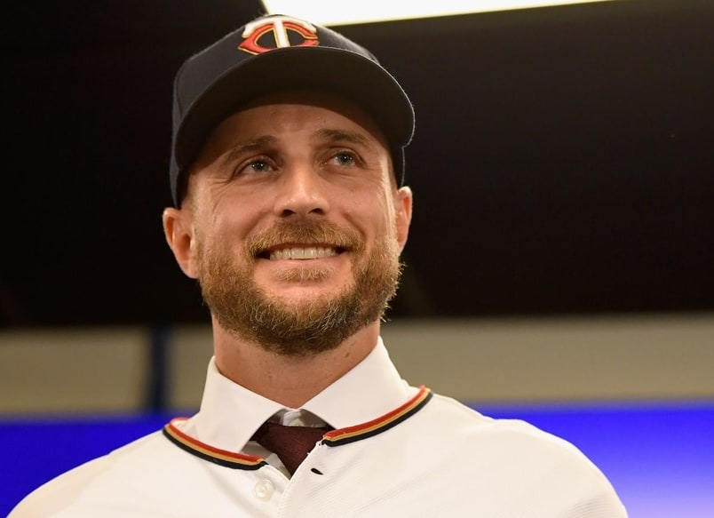 Minnesota Twins 2019 beisbol mlb beisbolmlb Rocco Baldelly