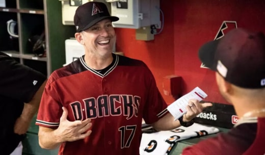 Arizona Diamondbacks 2019 mlb béisbol Torey Lovullo