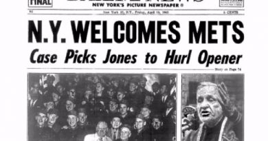 Historia de los New York Mets: Origenes y fundación mlb