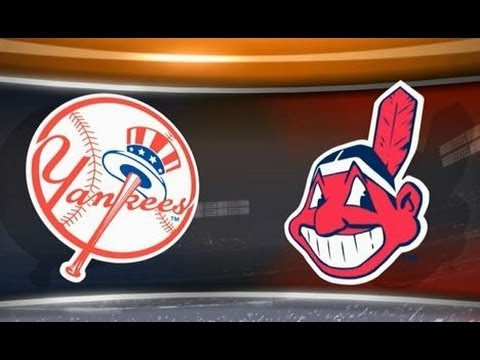 Series de División. Liga Americana: New York Yankees vs Cleveland Indians mlb