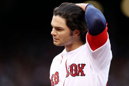 andrew benintendi mlb awards 2017 boston red sox